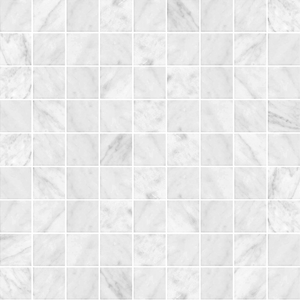 Stone Square Italian Carrara Honed