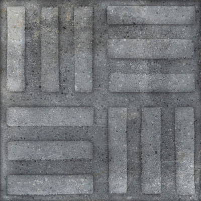 Alley Parquet Charcoal Grip