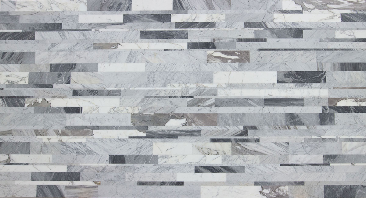 Stonethica Carrara Mix Honed